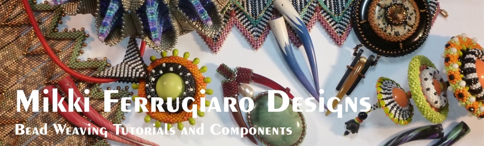 Mikki Ferrugiaro Designs Banner
