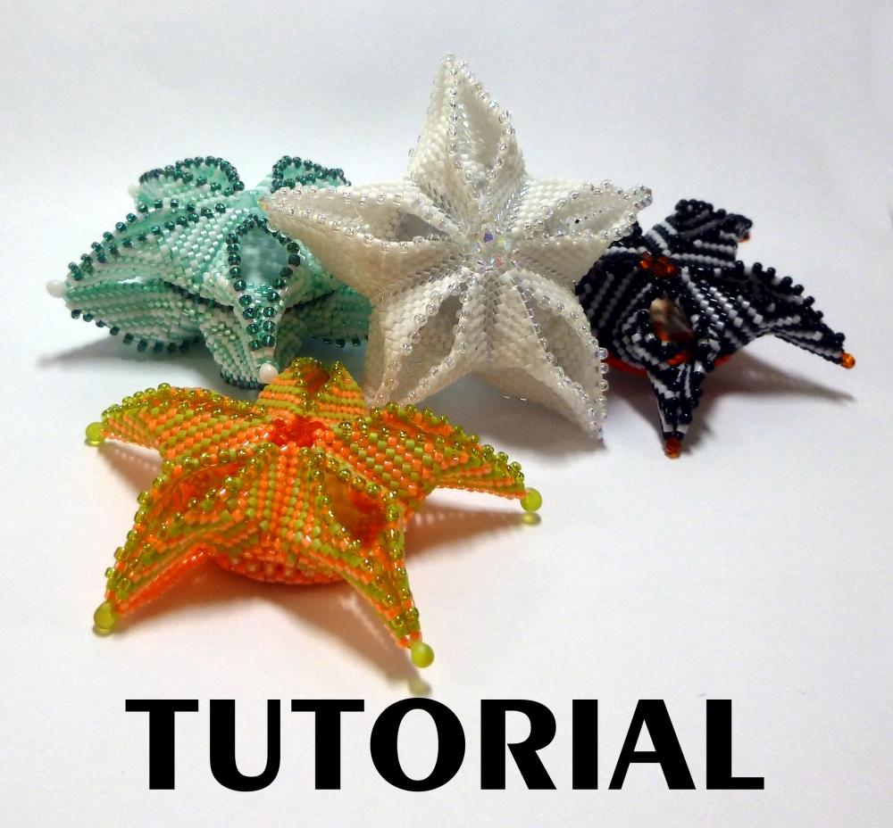 Tutorial Starlette With Video Class Mikki Ferrugiaro Designs