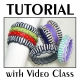 Use with this tutorial for the rolled edge version